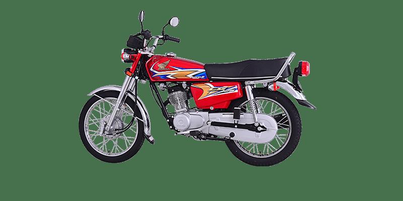 Cg 125 honda 2019 model