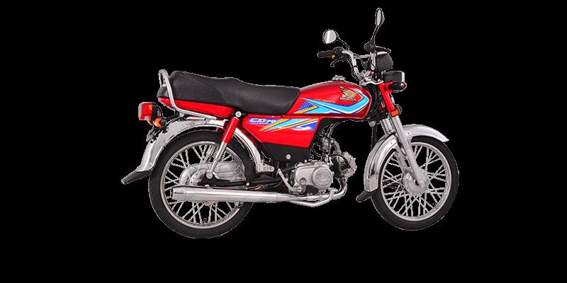 CD70 - Atlas Honda