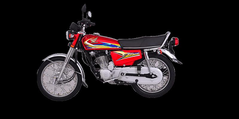 W Ultra CG125 Self - Atlas Honda KD44