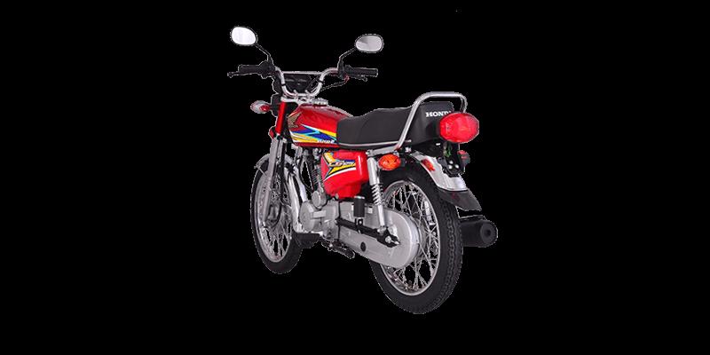 CG125 Self - Atlas Honda