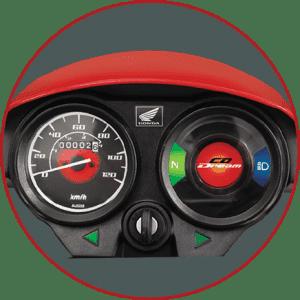 Modern Designed Speedometer