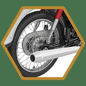 Sporty Muffler Exhaust