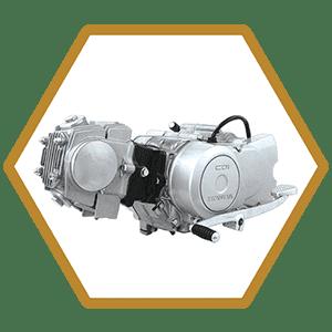 Durable 70cc OHC Econo Power Engine