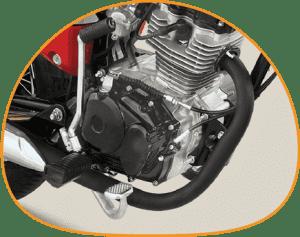 125cc Hi-Tech OHV Engine