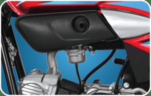 Modern & Value Added Fuel Cock Design