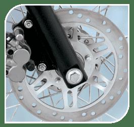 5 Gear Front Disk Brake