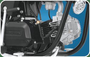 Durable 100cc OHC Econo Power Engine