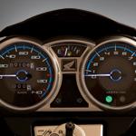 Stylish Fuel Gauge, Gear Indicator & Trip Meter