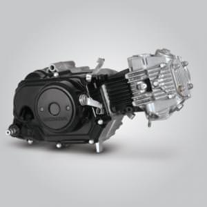 High-tech 70cc econo power engine