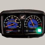 Newly Designed Speedometer