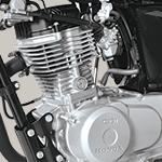 Powerful Japanese Technology OHV 125cc Engine