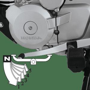 5-Gear Transmission